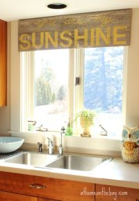 These 20 Kitchen Curtains Will Lighten, Brighten and ...