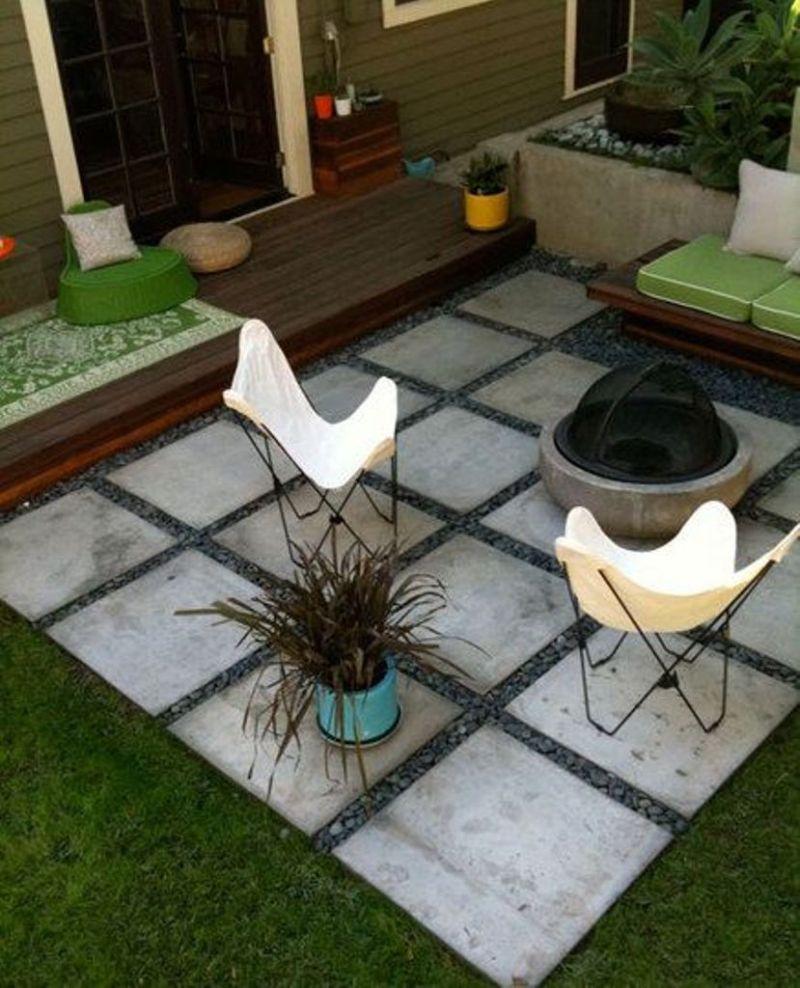 Large Of Backyard Easy Ideas