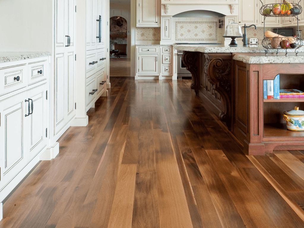 wood laminate flooring for your kitchen flooring for kitchen Traditional laminate kitchen floor