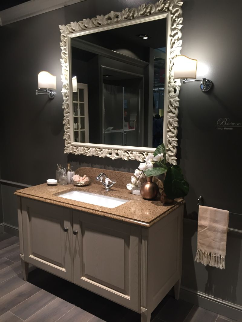 Shabby Chic Look Luxury Bathroom Designs That Revive Forgotten Styles