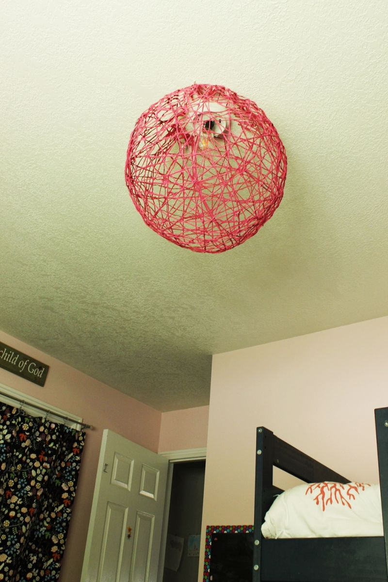 Smart Lights Diy String Globe Light – A Fun And Simple Project