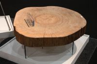 Wood Coffee Table - From Minimalist To Wonderfully Intricate