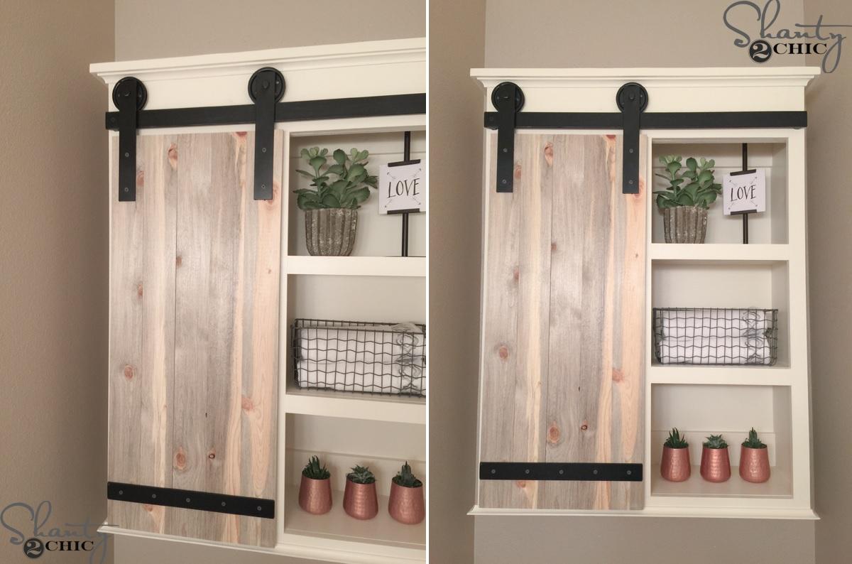 Fullsize Of Wooden Shelf Bathroom