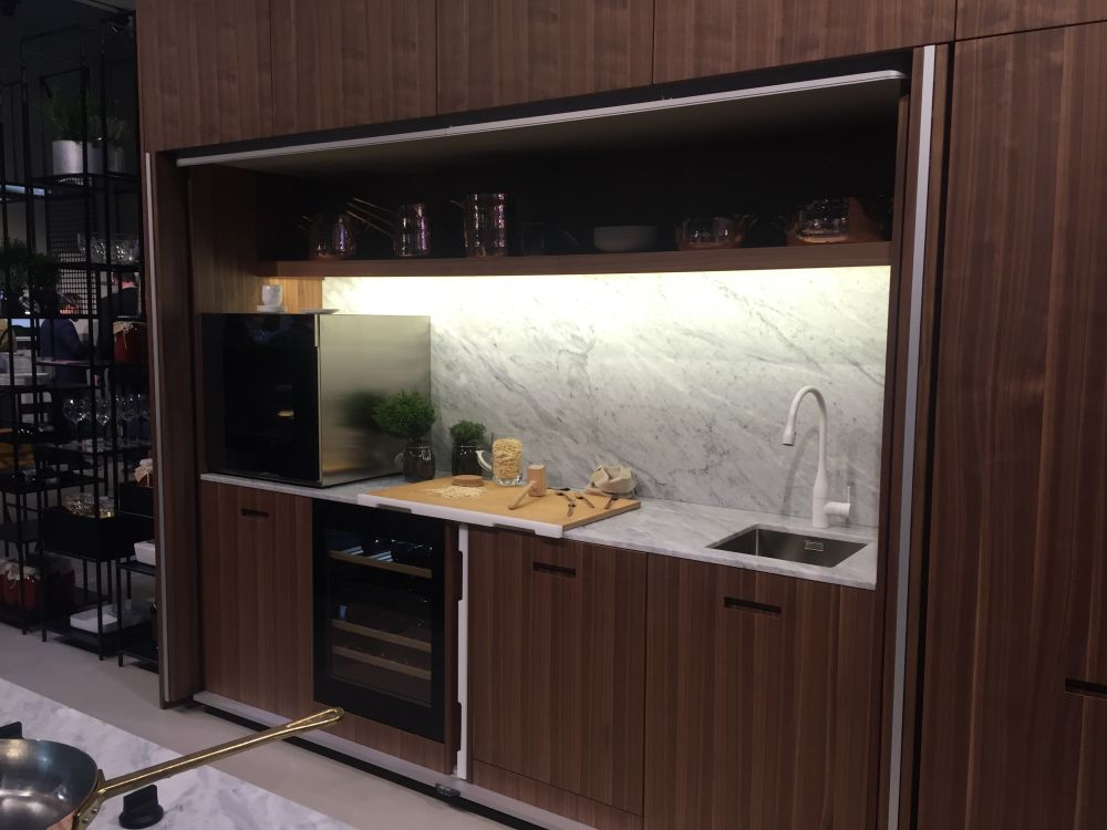 Mirrored Pocket Door Kitchen Pocket Doors - A Must-have For Small And Stylish Homes