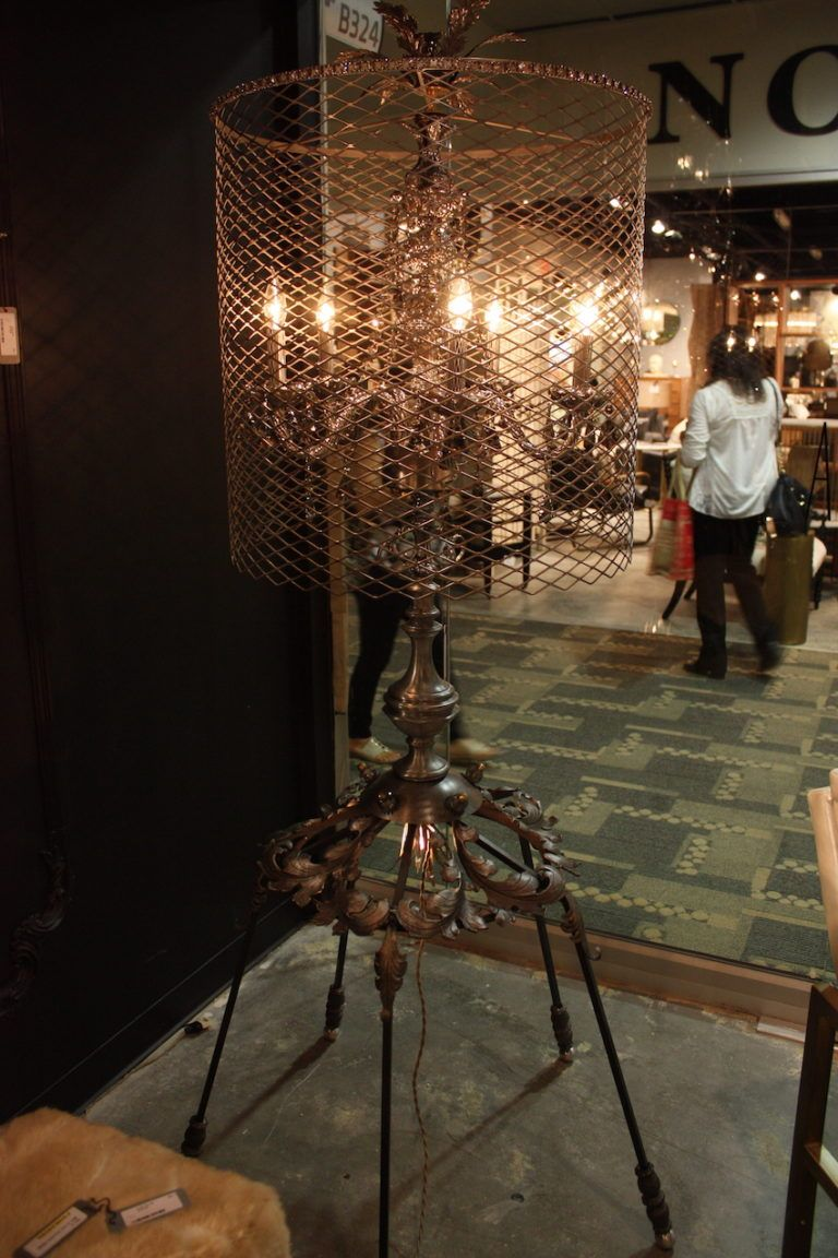 Touch Lamp Steampunk Softens The Look Of Industrial Style Decor
