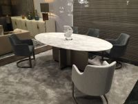 Oval Dining Table Designs - A Symbol Of Versatility And ...