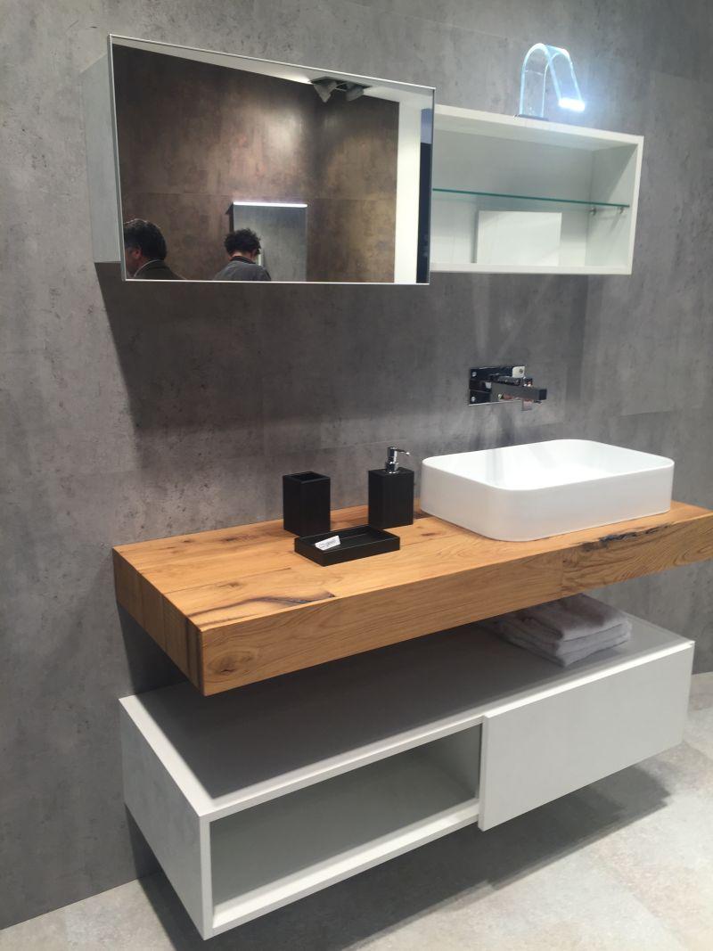 Large Of Wooden Shelf For Bathroom
