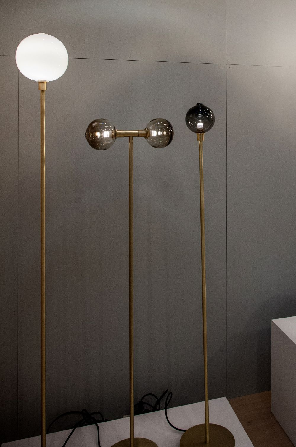 Small Floor Spotlights Modern Floor Lamps That Turn Artificial Lighting Into A Form Of Art