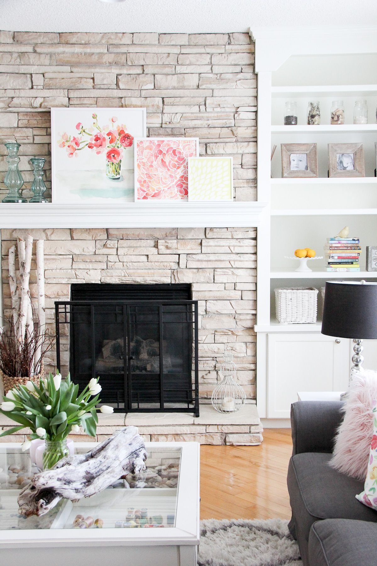 Floating Fireplace Mantel Ideas 21 Tips To Diy And Decorate Your Fireplace Mantel Shelf
