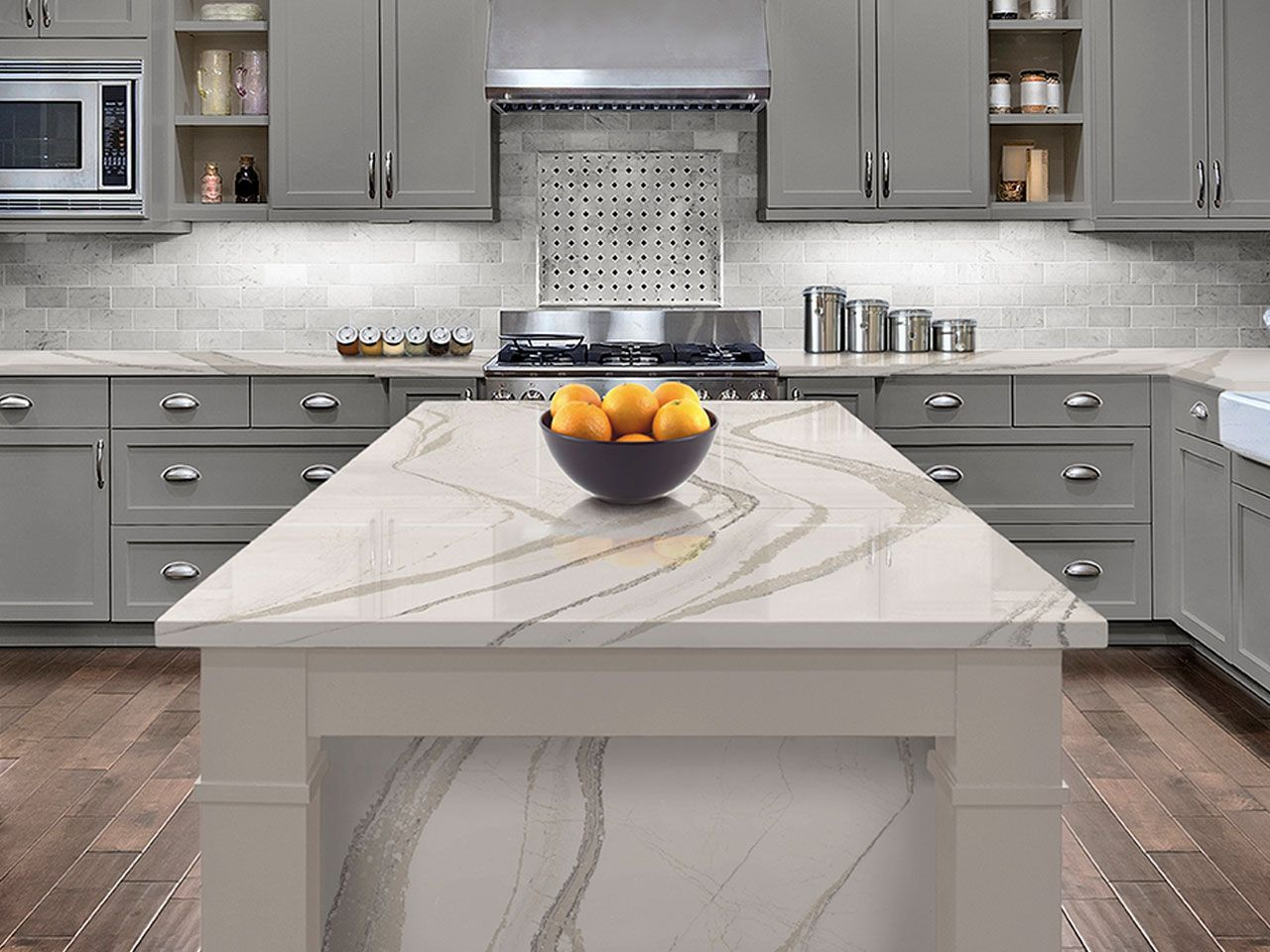 Pros And Cons Of Marble Countertops Quartz Countertops A Durable Easy Care Alternative