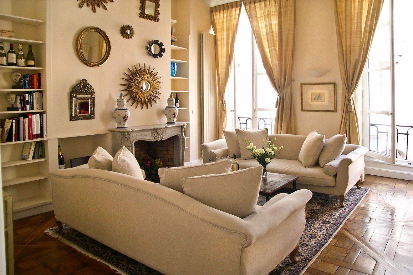 SaveEnlarge · French Interior Design The Beautiful Parisian Style
