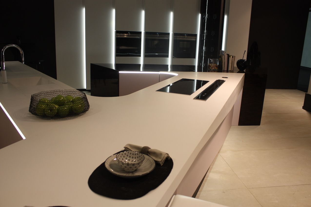 Brands Of Solid Surface Countertops Solid Surface Countertops An Easy Care Kitchen Option
