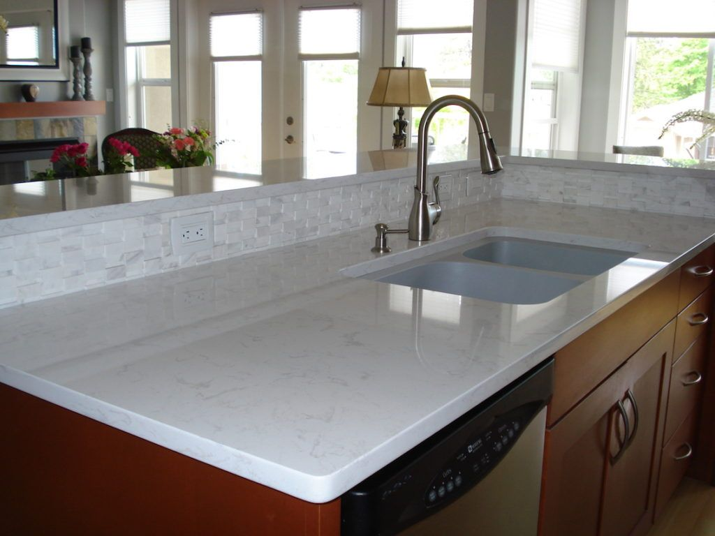 Reviews Of Quartz Countertops Quartz Countertops A Durable Easy Care Alternative