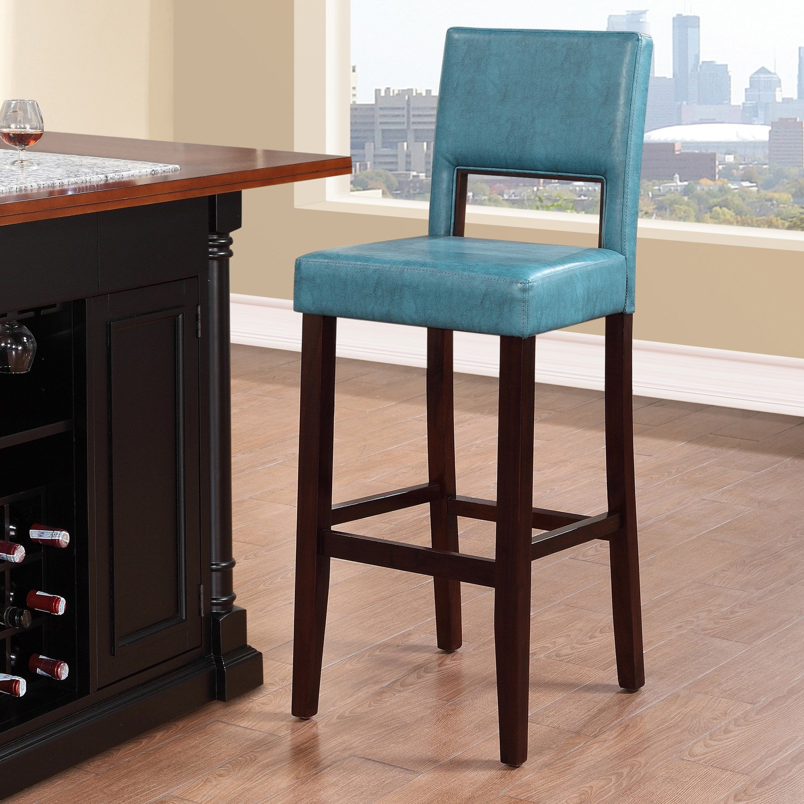 Bright Colored Bar Stools 18 Colorful Bar Stools For Your Family Kitchen