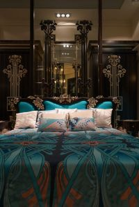 Baroque, Rococo Style Make for a Luxury Bedroom