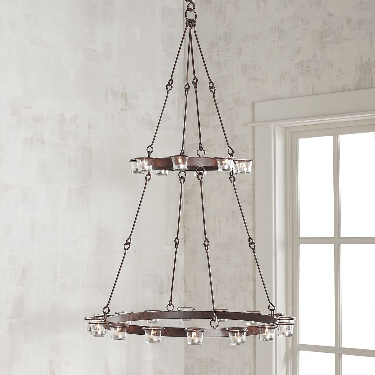 Kroonluchter Ophangen 12 Hanging Candle Chandeliers You Can Buy Or Diy