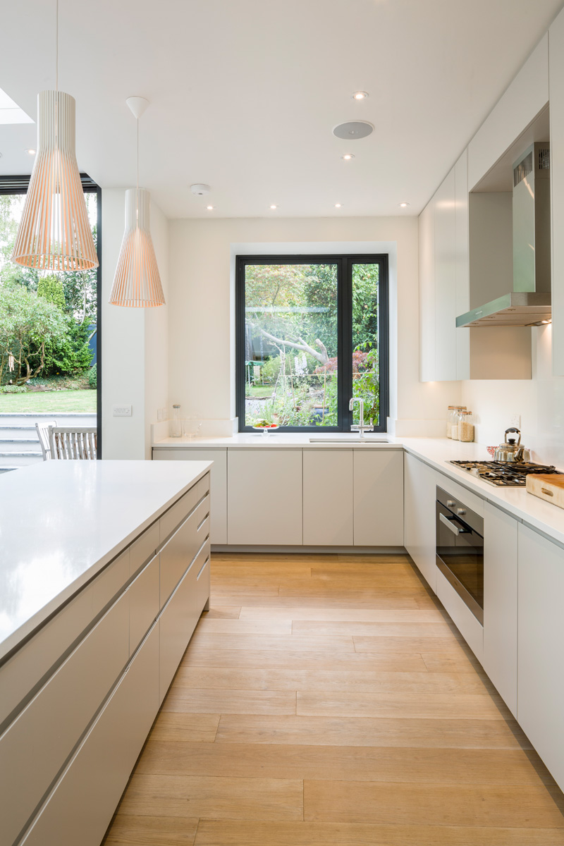 Kitchen Diner Extension Design London House Extensions Reveal The Line Between Old And New