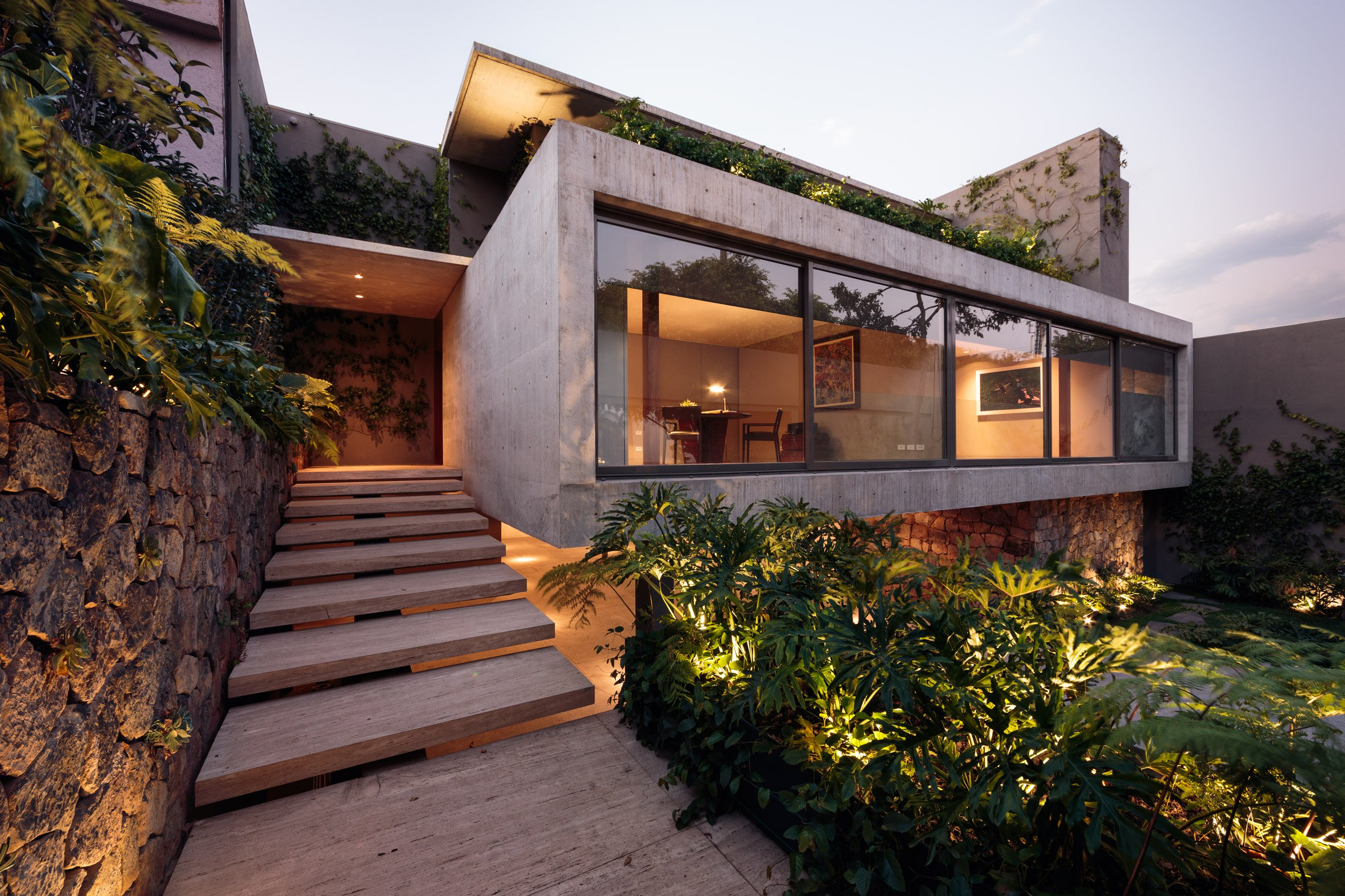 Modern Concrete House 15 Gorgeous Concrete Houses With Unexpected Designs