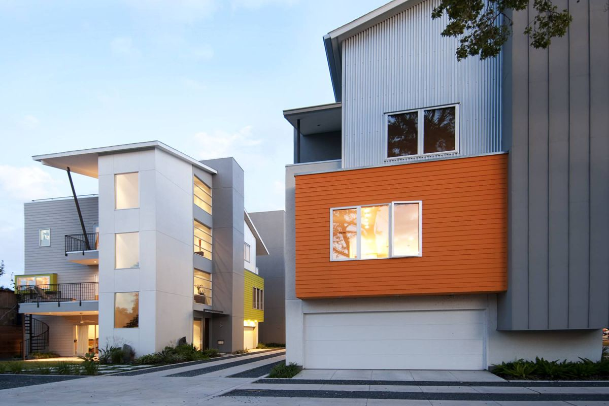 Orange Exterior Paint 50 House Colors To Convince You To Paint Yours