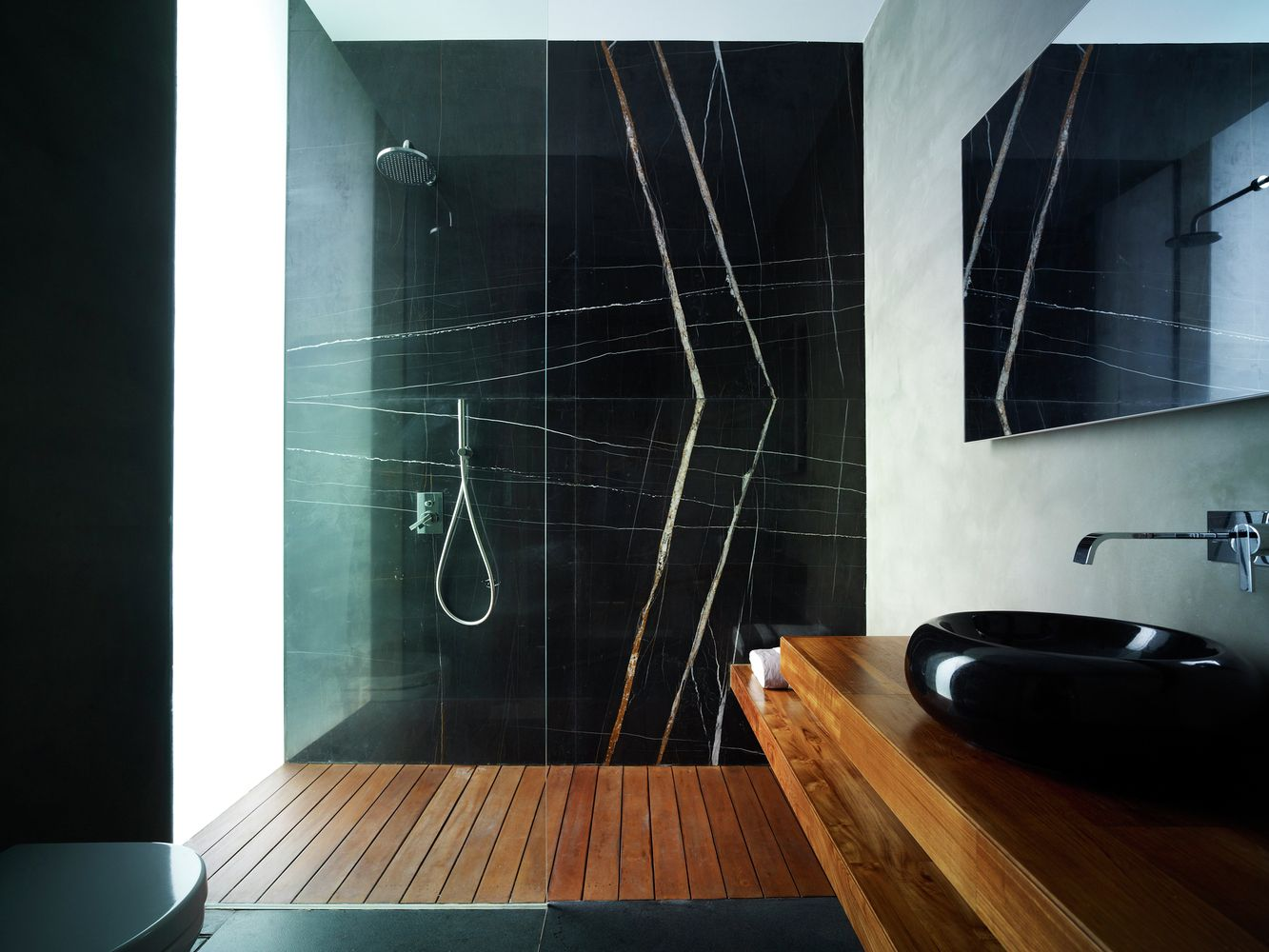 Wood Shower Floor Shower Floor Ideas That Reveal The Best Materials For The Job