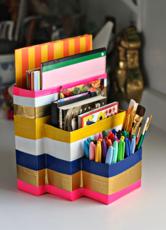 Origami Decorativo Boost Your Efficiency At Work With These Diy Desk Organizers