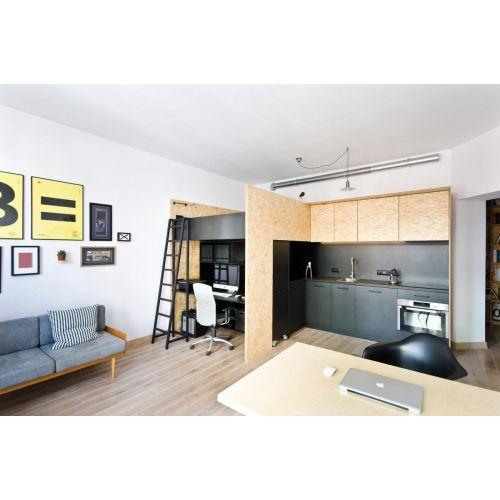 Medium Crop Of Small Loft Apartments