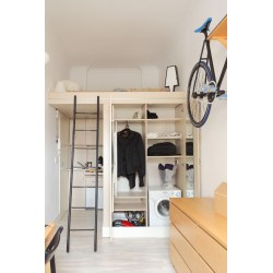 Small Crop Of Tiny Loft Apartment