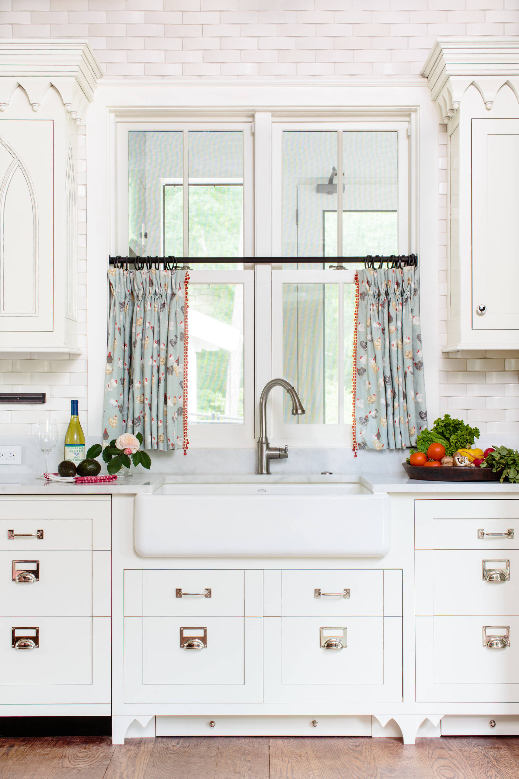 Patterns For Kitchen Curtains And Valances 10 Best Patterns For Kitchen Curtains