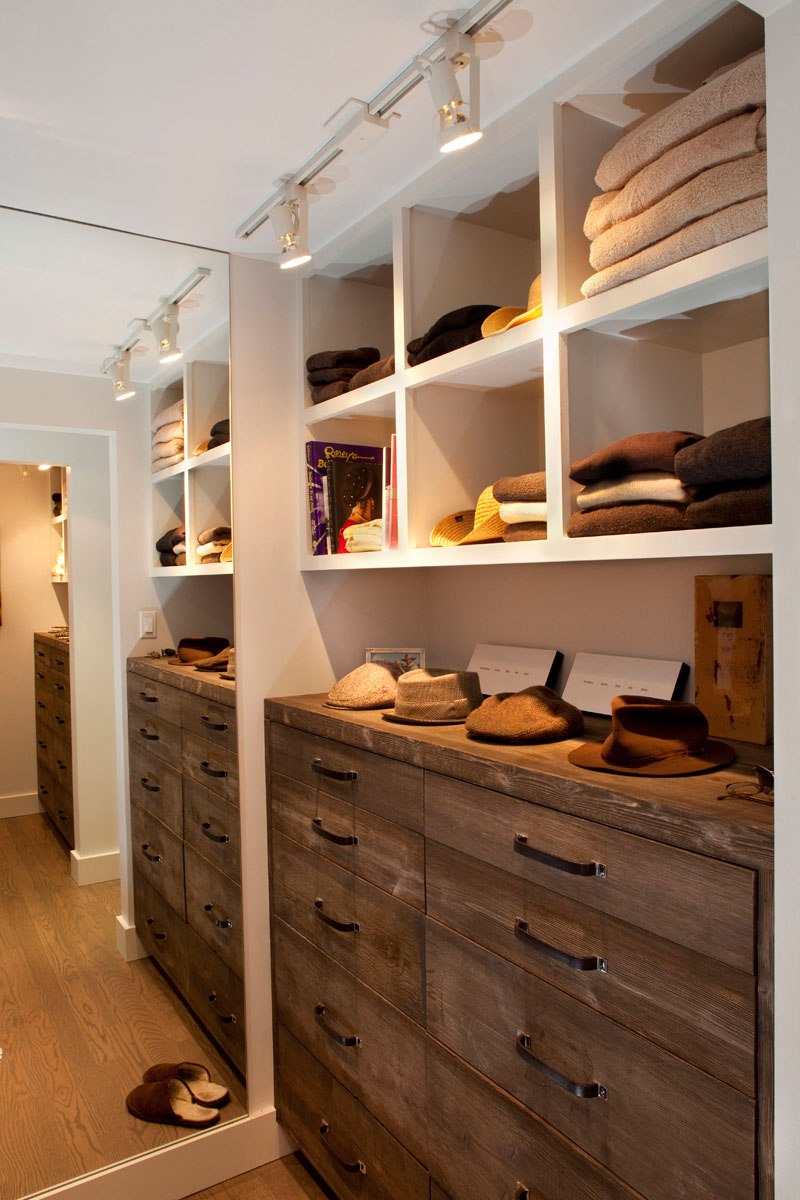 Walkin Closet Cabinets Stylish Walk In Closet Ideas From Inspired Designers