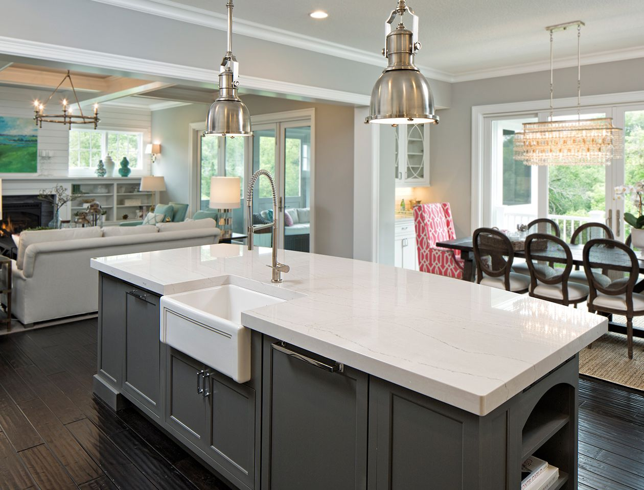 White And Grey Marble Countertops 15 Stunning Quartz Countertop Colors To Gather Inspiration