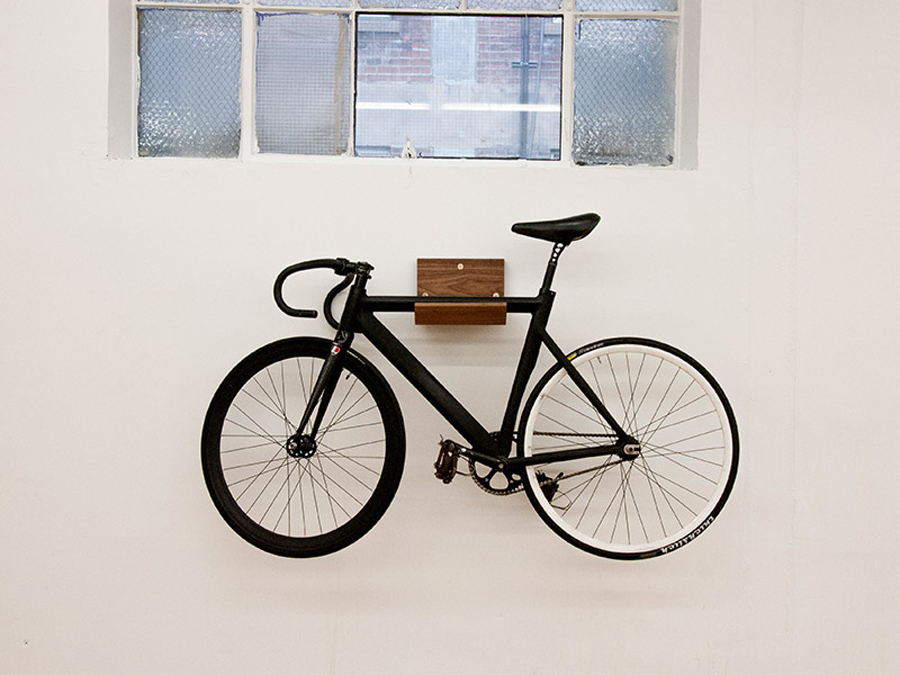 Mikili Wall Mounted Bike Racks That Look Great While Being Practical