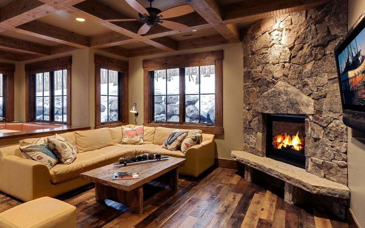 Design For Fireplace Inspiring Interior Designs Focused On Corner Fireplaces