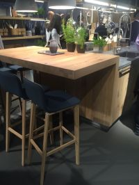 The Breakfast Bar Table - The Heart Of The Social Kitchen