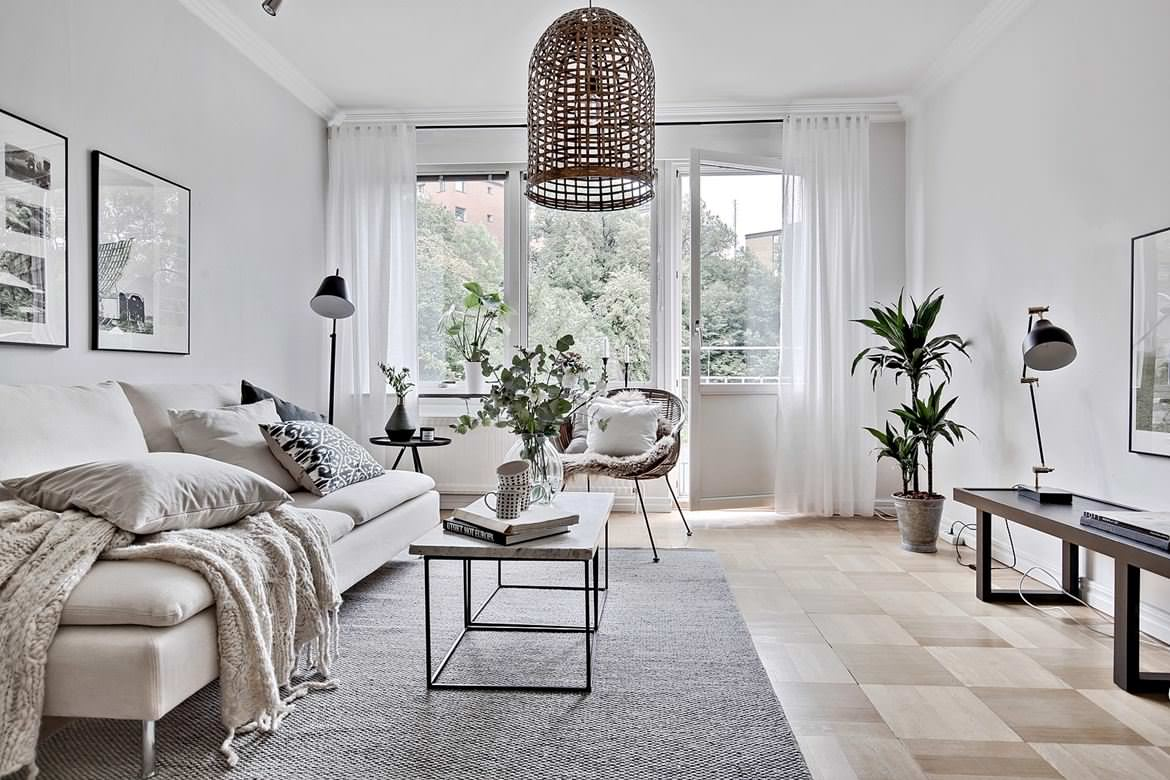 Scandinavian Living Room Design Ideas 15 Living Rooms To Help You Master Scandinavian Design