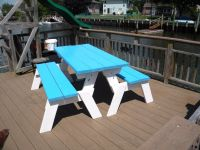 Picnic Table Plans For A Perfect Weekend Project