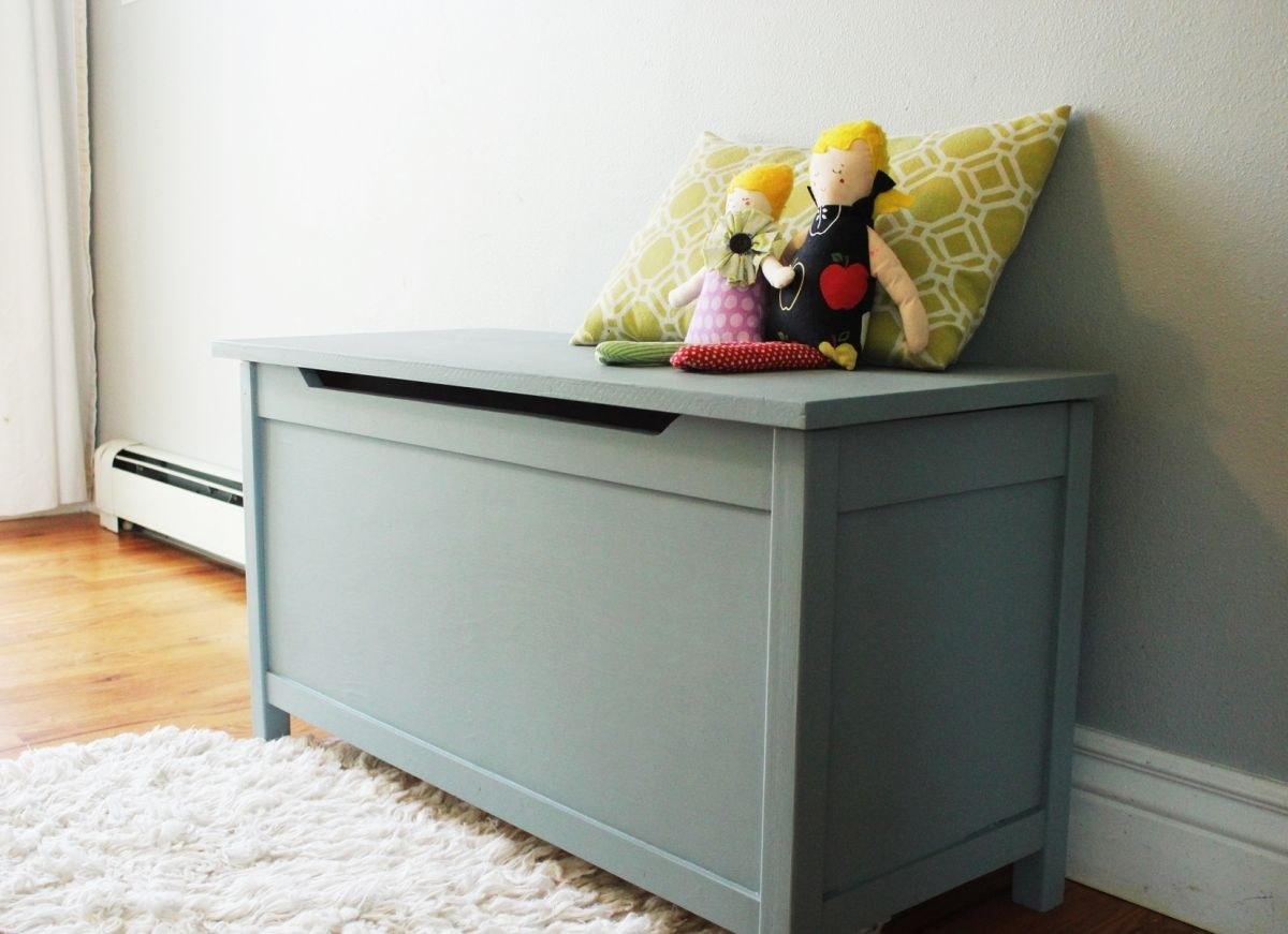 Toy Chests Toy Box Plans Designs And Ideas For Organized Playrooms