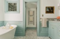 Bathroom Wainscoting - What It Is And How To Use It