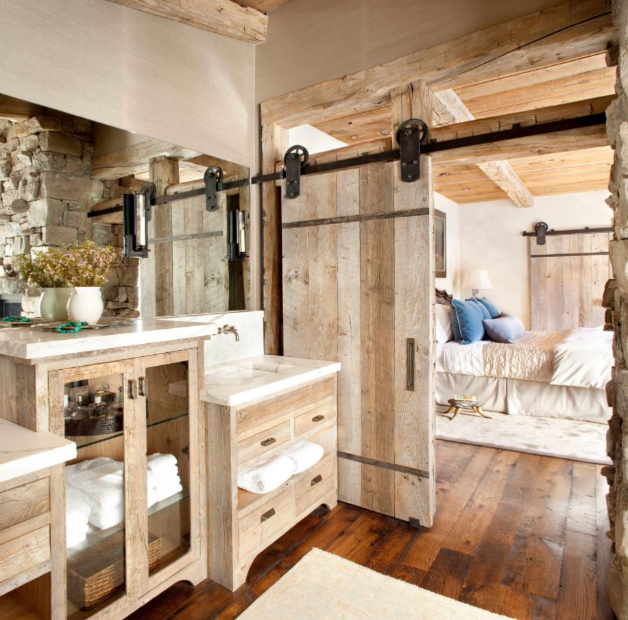 Rustic Bathroom Ideas Inspired By Nature 39 S Beauty