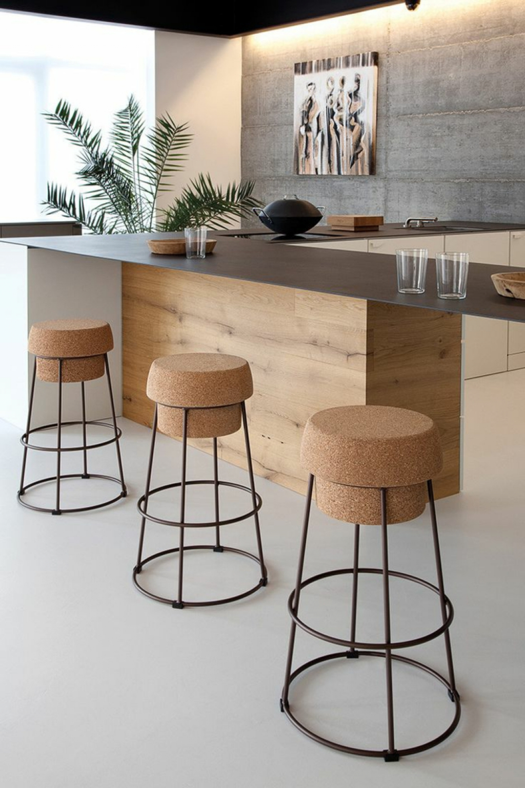 Contemporary Bar Stools 14 Contemporary Bar Stools To Complete Your Kitchen