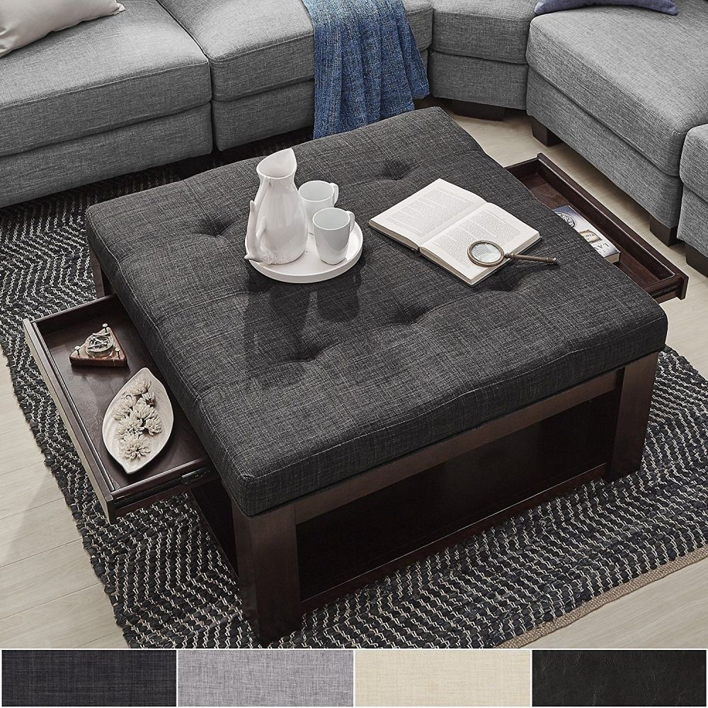 Colorful Ottoman Coffee Table Ottoman Coffee Table Ideas It S Time To Go Hybrid