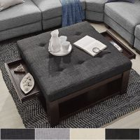 Ottoman Coffee Table Ideas - It's Time To Go Hybrid