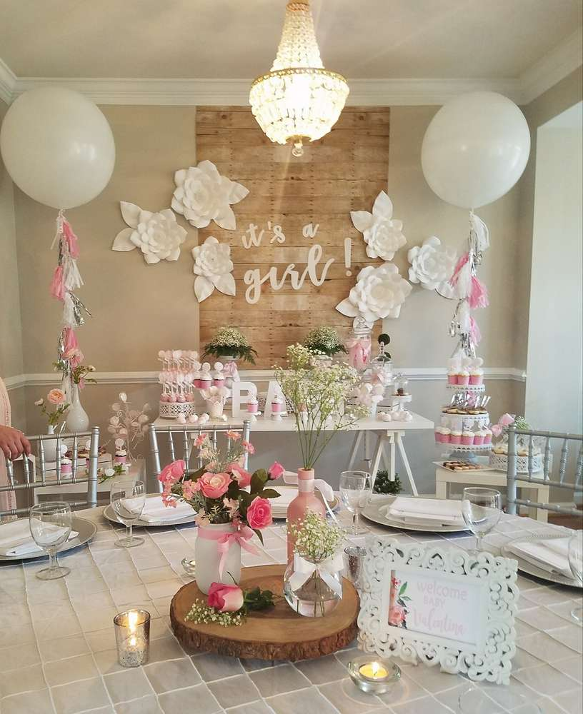 Decoration Ideas Baby Shower Girl 15 Decorations For The Sweetest Girl Baby Shower