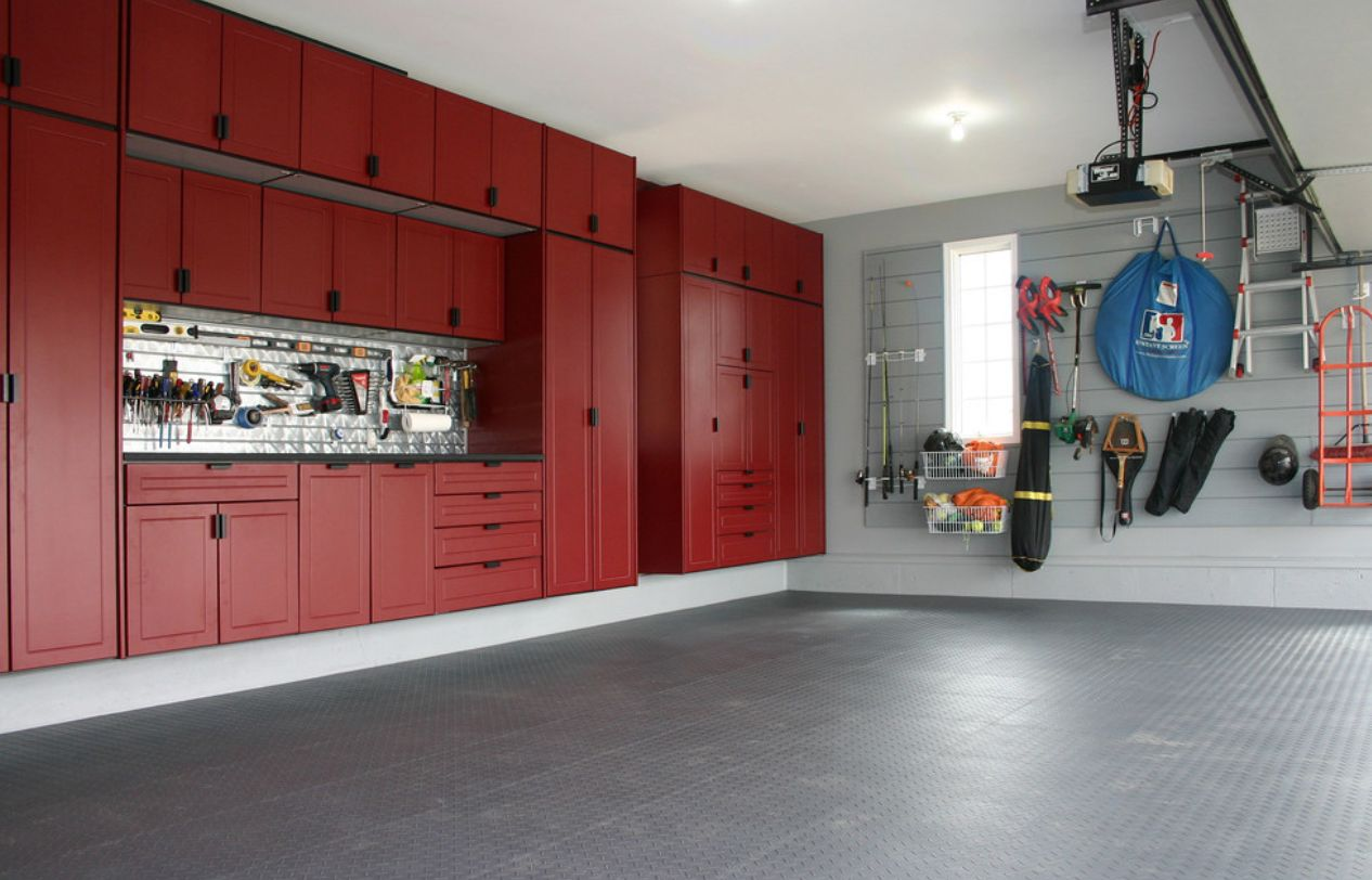 Garage Design Tips Garage Cabinets And Other Storage Tips For The Best Garage Ever