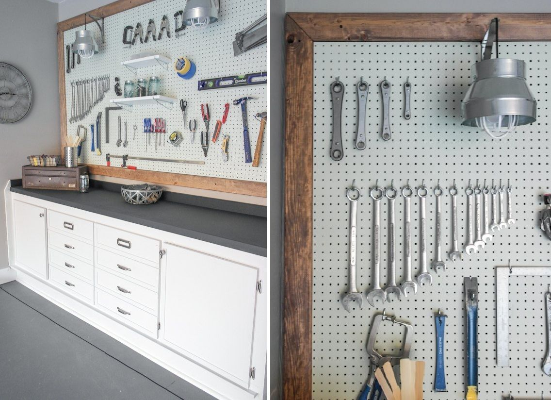 Garage Storage Cupboards Garage Cabinets And Other Storage Tips For The Best Garage Ever