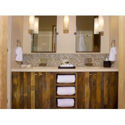 Small Crop Of Rustic Bathroom Vanities