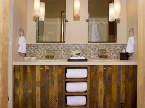 Medium Of Rustic Bathroom Vanities