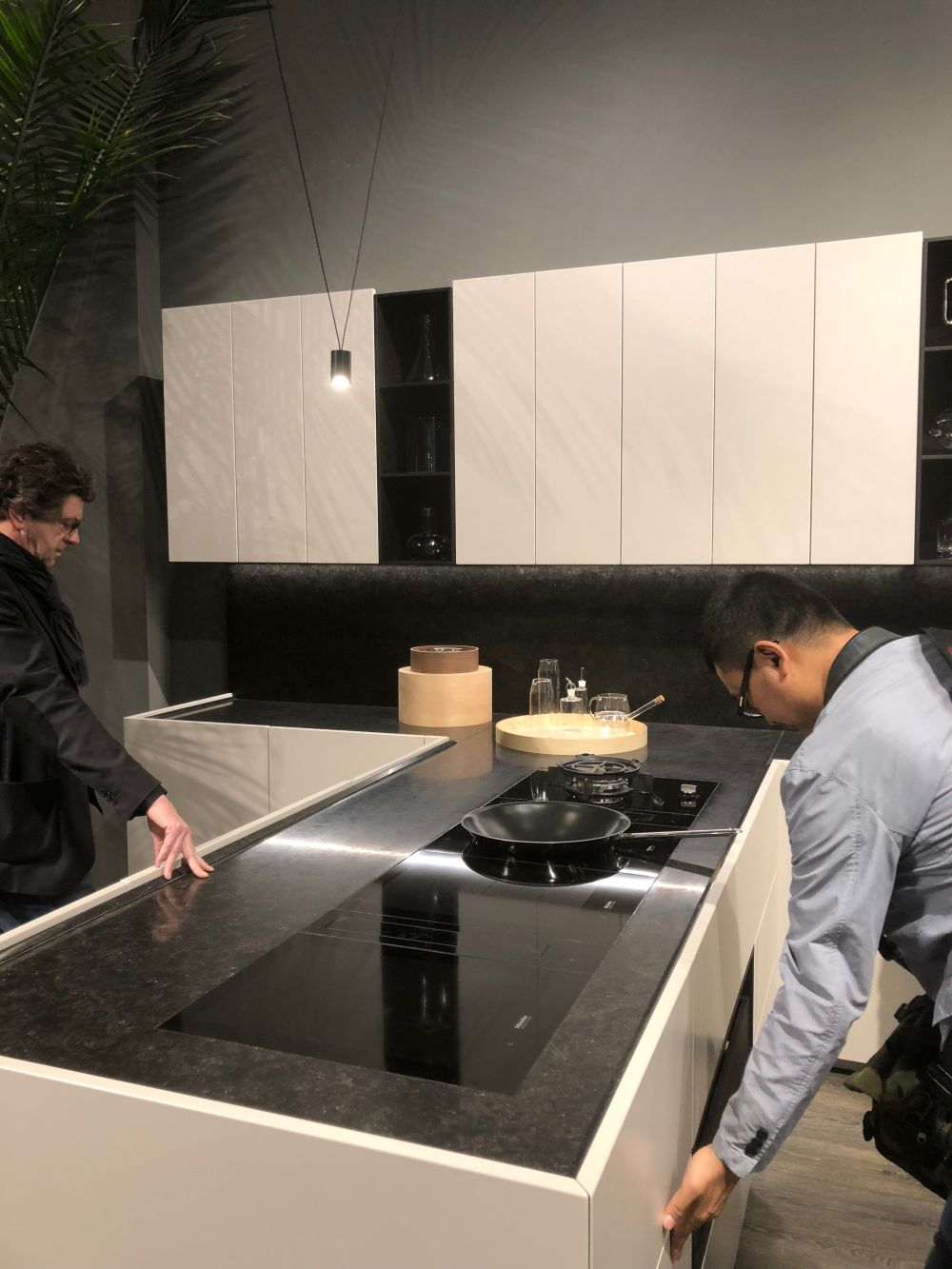La Cucina Kitchen Gallery Eurocucina 2018 Shows New Trends For Modern And Luxury Kitchens