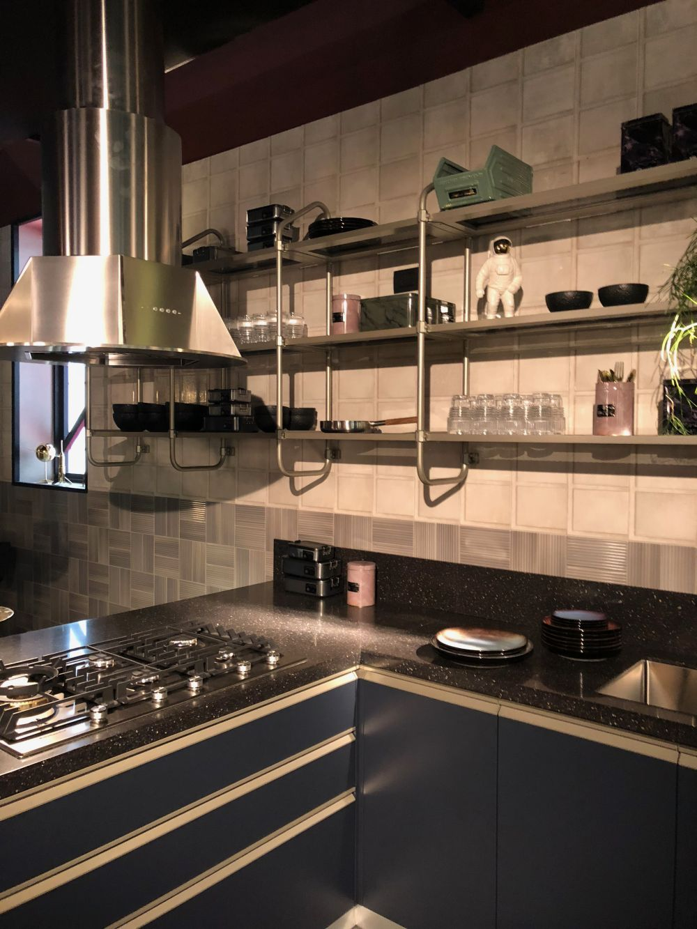 Cucina Kitchen Appliances Eurocucina 2018 Shows New Trends For Modern And Luxury Kitchens