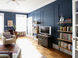 Fabulous Blue Living Room Ideas Blue Living Room Design Transitional Living Room Dusty Blue Walls Blue Living Rooms Made