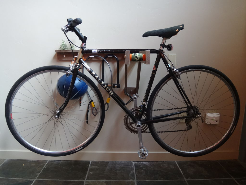 Tidy Garage Bike Rack Installation 10 Amazing Diy Bike Rack Ideas You Just Have To See